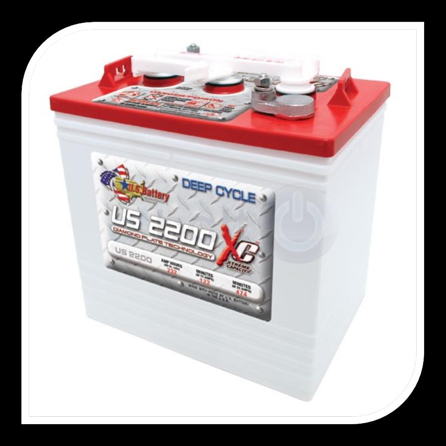 Emp Batterijen Golfkar Alle Type Accu S Op Voorraad
